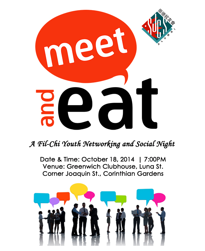 Meet and Eat